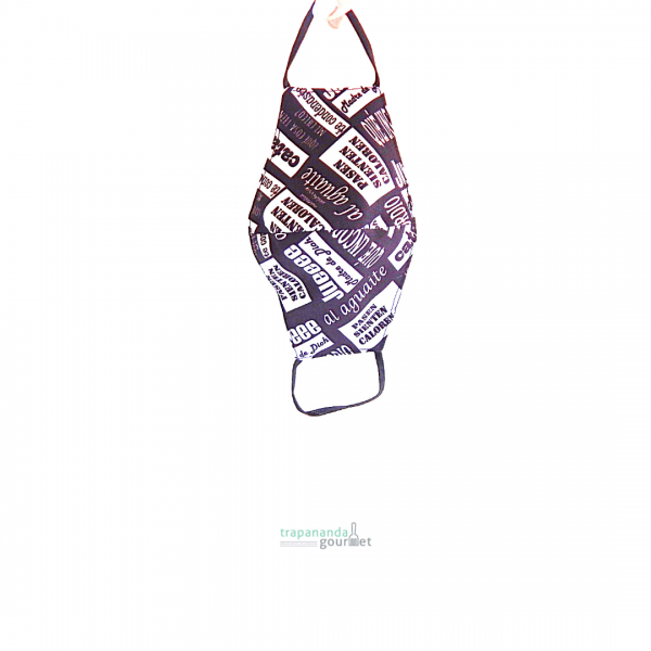 mascarilla de arte chiloé
